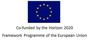 H2020 logo black text_second option